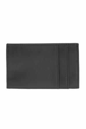 Embossed logo card case od McQ Alexander McQueen