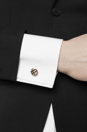 Cuff links od Burberry