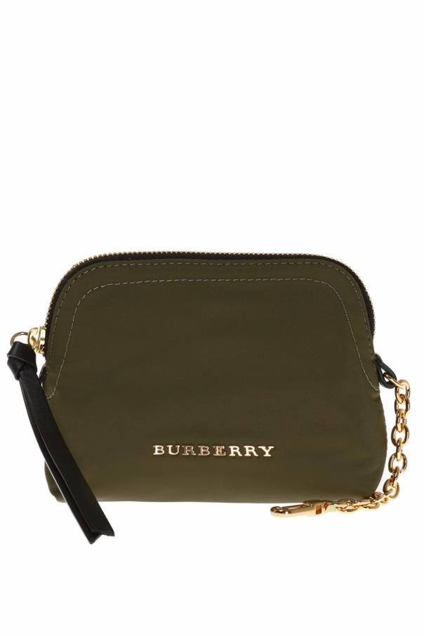 739b97926fd4 Metal logo wash bag Burberry - Vitkac shop online