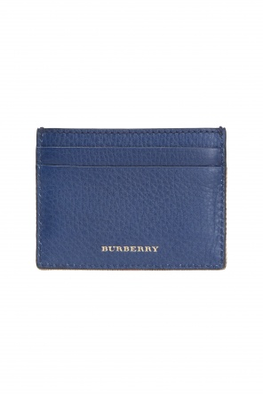 Checked card case od Burberry