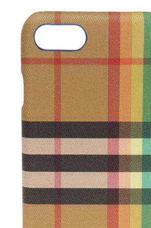 Checked iphone 7/8 case od Burberry