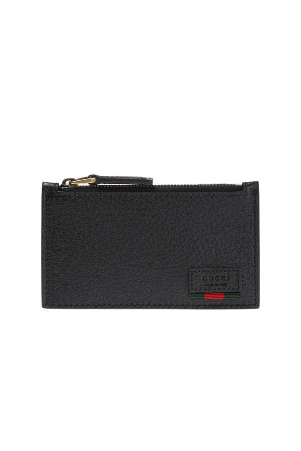 9092aaa3fa Leather card case Gucci - Vitkac shop online
