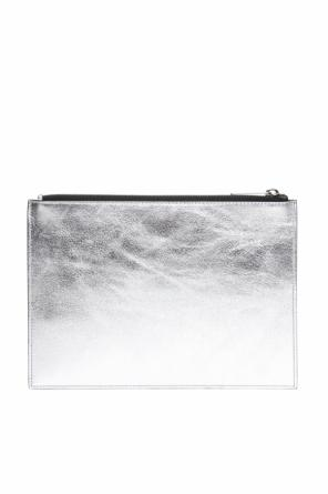 Embossed stars clutch od Stella McCartney
