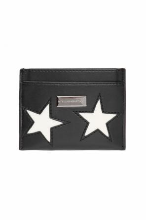 Stars motif card case od Stella McCartney
