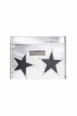 Card case with stars motif od Stella McCartney