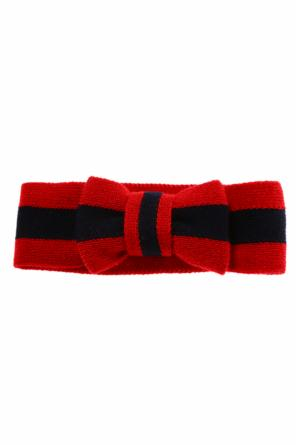 Head band with bow od Gucci Kids
