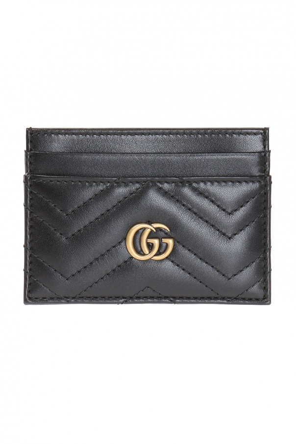 32269e68e0e GG Marmont  card case Gucci - Vitkac shop online