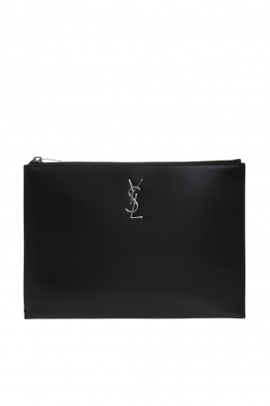 'monogram' tablet case od Saint Laurent