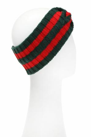 'web' head band od Gucci