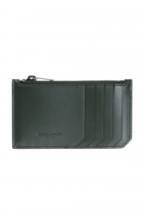 Leather card case od Saint Laurent