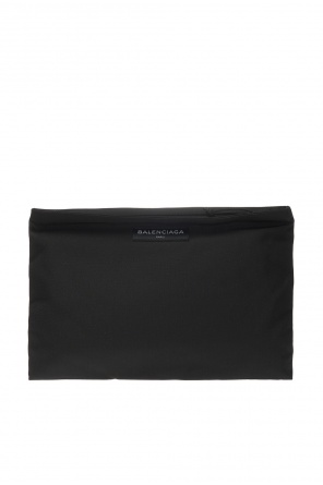 Clutch with logo od Balenciaga
