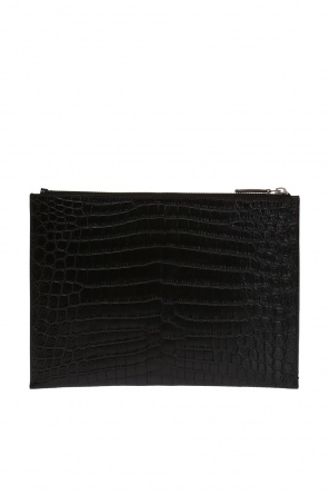 Tablet case with metal insert od Saint Laurent Paris