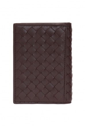 Folding card case od Bottega Veneta