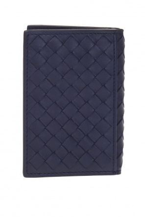 Folded card case od Bottega Veneta