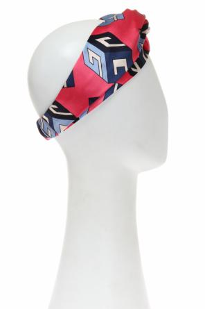 Patterned head band od Gucci