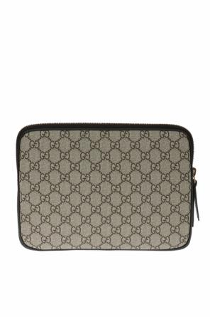 Printed tablet case od Gucci