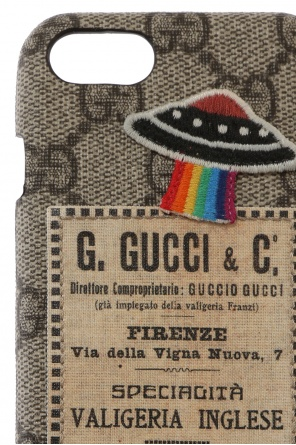 Iphone 7 case od Gucci