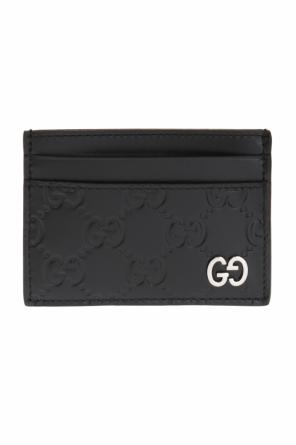 Leather card case od Gucci