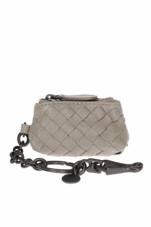 Key ring with pouch od Bottega Veneta