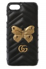 Gucci Etui na iPhone 7 'Marmont moth'