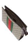 Wash bag with logo od Gucci