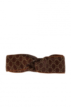 'gg original' head band od Gucci