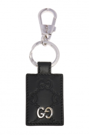 Signature key ring od Gucci