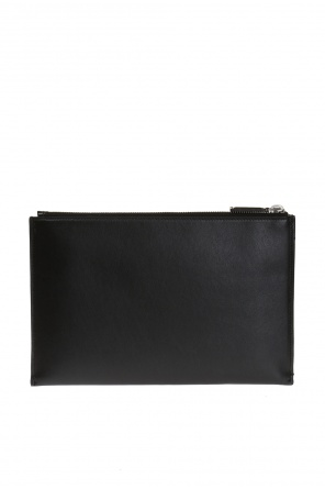 Leather briefcase od Saint Laurent Paris