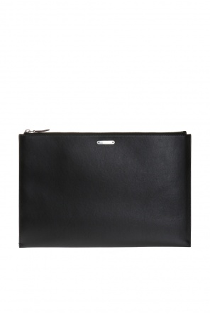 Leather briefcase od Saint Laurent