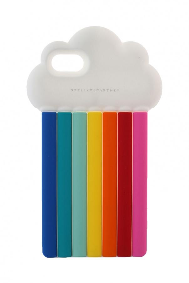 watch 54fdb 3879b iPhone 7 rainbow case Stella McCartney - Vitkac shop online