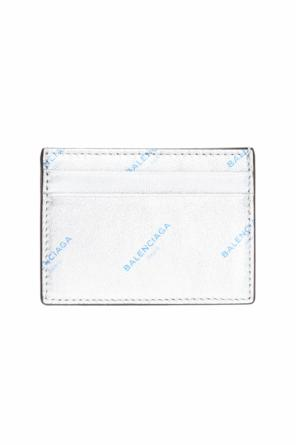 Card case with logo od Balenciaga