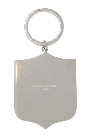 Metal key ring od Saint Laurent