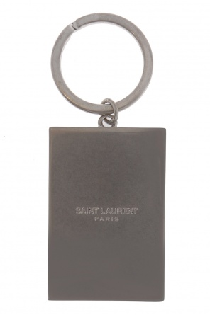 Metal key ring od Saint Laurent Paris