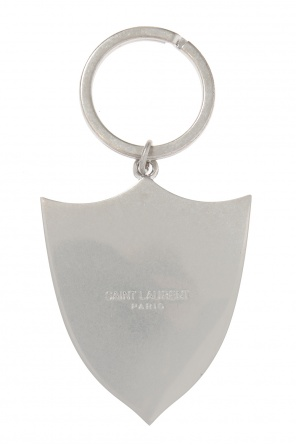 Logo key ring od Saint Laurent