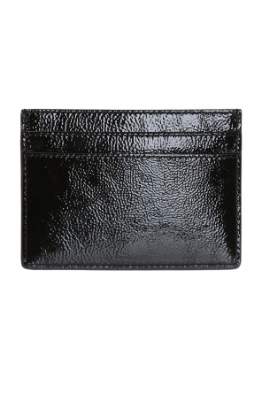 Leather card case od Saint Laurent Paris
