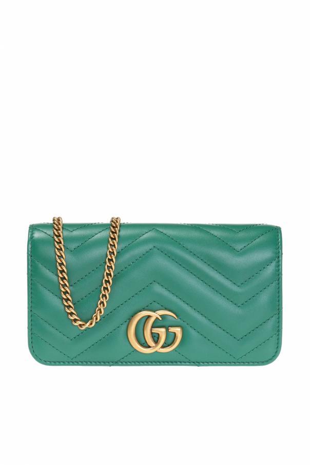 b963704ef GG Marmont' shoulder bag Gucci - Vitkac shop online