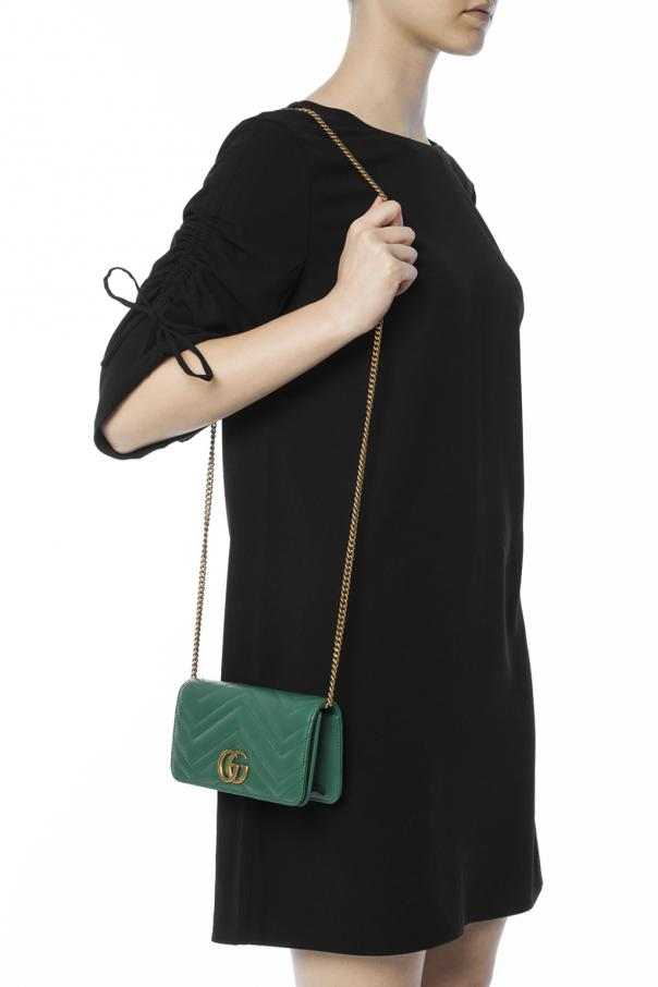 23fab80a918bac GG Marmont' shoulder bag Gucci - Vitkac shop online