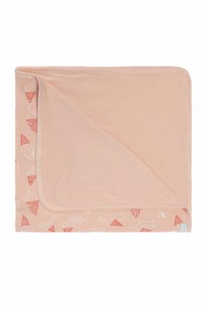 Printed blanket od Stella McCartney Kids