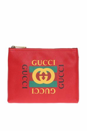 Logo wash bag od Gucci