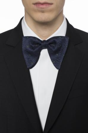 Patterned bow tie od Gucci