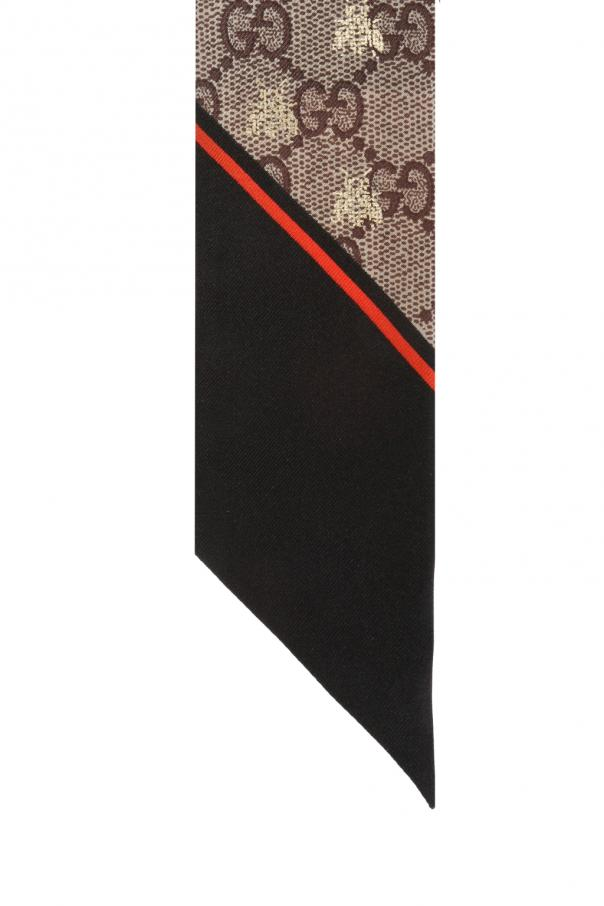 Patterned neckerchief od Gucci