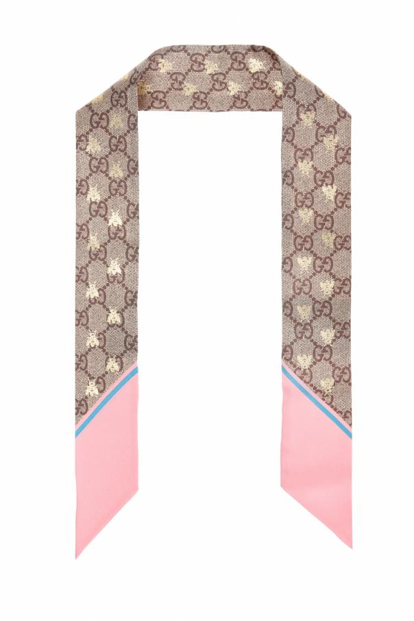 Gucci Patterned neckerchief