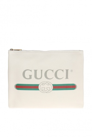 'web' clutch od Gucci