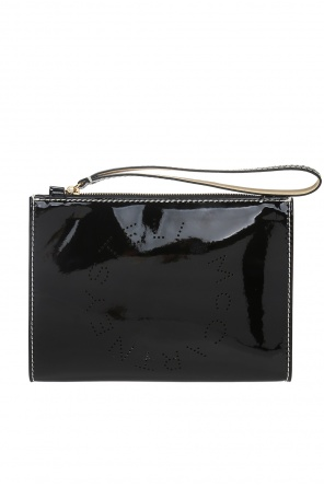 Branded clutch od Stella McCartney