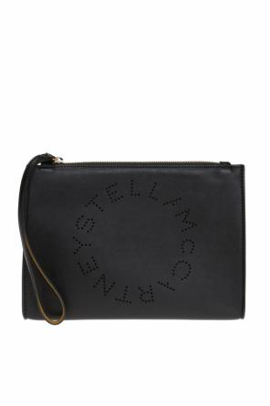 Logo clutch od Stella McCartney