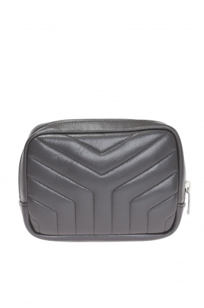 'monogram' wash bag od Saint Laurent