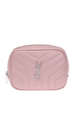 'loulou' make-up bag od Saint Laurent