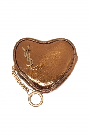 Logo key holder od Saint Laurent