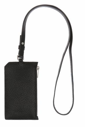Card case on strap od Saint Laurent