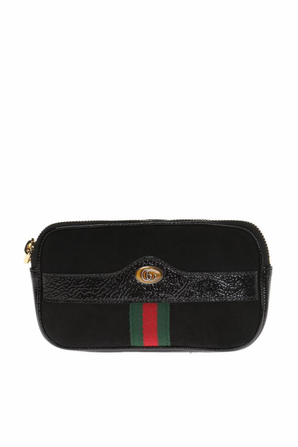 best sneakers 91c71 f3287 Ophidia' belted iPhone case Gucci - Vitkac shop online